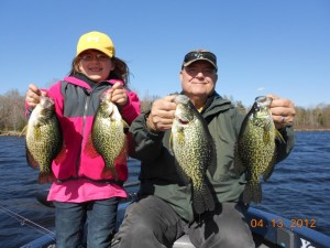 Wisconsin Crappies