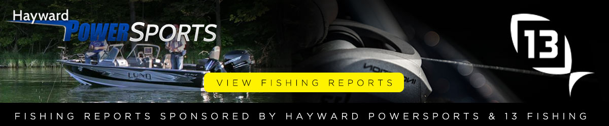 WI Fishing Reports