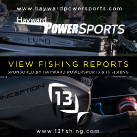 Wisconsin Fishing Reports