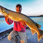 Hayward, WI Musky Fishing